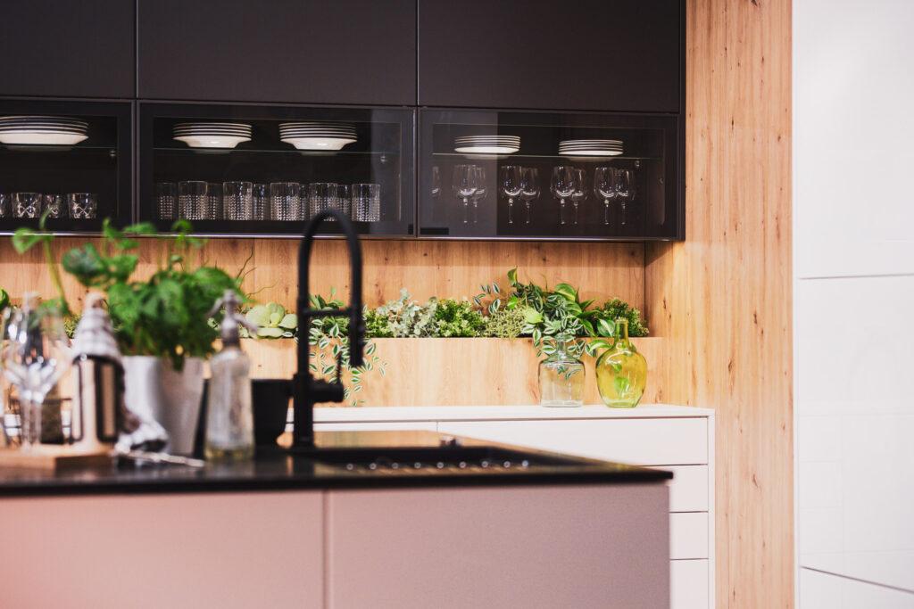 DANKÜCHEN Neue Küche